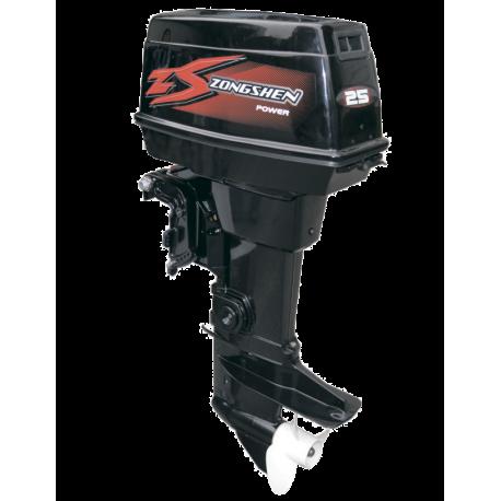 Двухтактный подвесной лодочный мотор Zongshen T25FWS
