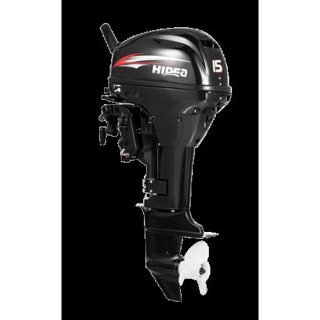 Двухтактный подвесной лодочный моторHIDEA HD 15FHS