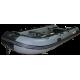 Лодка ПВХ Golfstream Master Light MS430 с дном низкого давления