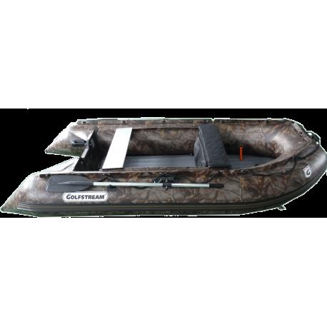 Лодка ПВХ Golfstream Master MS65 Camo камуфляж с дном низкого давления