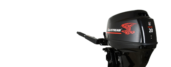 4-тактные лодочные моторы